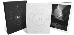 [Art Of Star Wars: Jedi Fallen Order (Limited Edition Hardcover) (Product Image)]