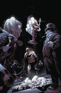 [Batman: Volume 1: Their Dark Designs (Hardcover) (Product Image)]
