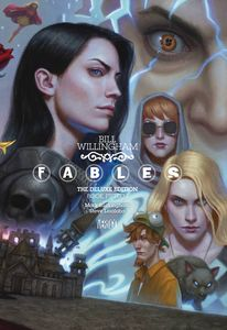[Fables: The Deluxe Edition: Volume 15 (Hardcover) (Product Image)]