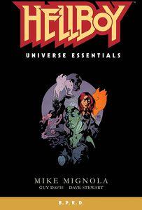 [Hellboy Universe Essentials: B.P.R.D. (Product Image)]