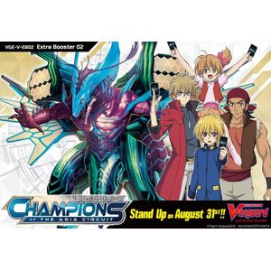 [Cardfight Vanguard: Champions Of The Asia Circuit: Booster Pack (Product Image)]