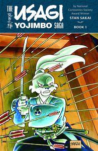 [Usagi Yojimbo: Saga: Volume 1 (Product Image)]