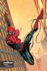 [Amazing Spider-Man #54 (Coello Stormbreakers Variant LR) (Product Image)]