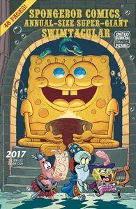 [SpongeBob Comics: Annual Giant Swimtacular #5 (Product Image)]