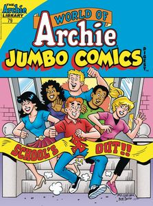 [World Of Archie: Jumbo Comics Digest #79 (Product Image)]