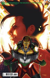 [Mister Miracle: The Source Of Freedom #3 (Taurin Clarke Cardstock Variant) (Product Image)]