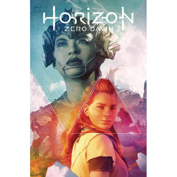 [The cover for Horizon Zero Dawn #1 (Cover A Artgerm)]