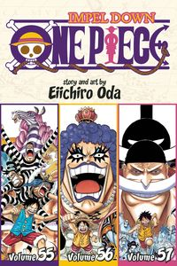 [One Piece: Impel Down: 3-In-1 Edition: Volume 19 (Product Image)]