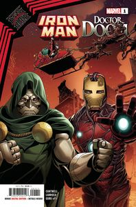 [King In Black: Iron Man/Doctor Doom #1 (Product Image)]