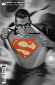 [Action Comics #1032 (Julian Totino Tedesco Cardstock Variant) (Product Image)]