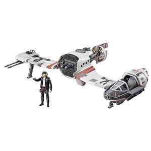 [Star Wars: The Last Jedi: Galaxy Class D Vehicle: Resistance Ski Speeder (Product Image)]