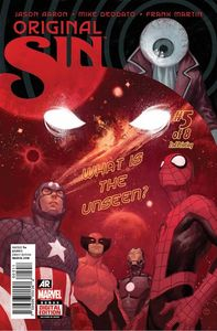 [Original Sin #5 (2nd Printing Tedesco Variant) (Product Image)]