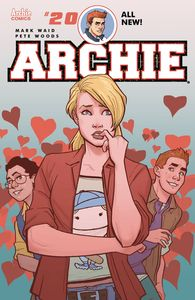 [Archie #20 (Cover A Reg Pete Woods) (Product Image)]
