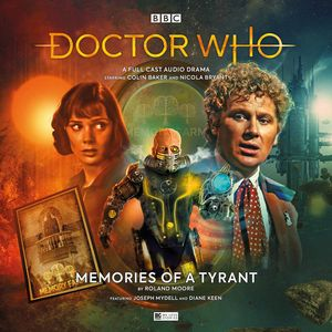 [Doctor Who: The Monthly Adventures: 253: Memories Of A Tyrant (Product Image)]