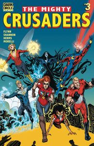 [Mighty Crusaders #3 (Cover B Jimenez) (Product Image)]