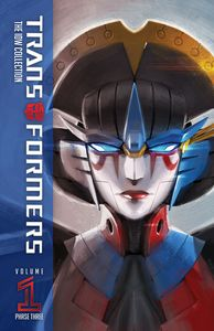[Transformers: The IDW Collection: Phase 3: Volume 1 (Hardcover) (Product Image)]