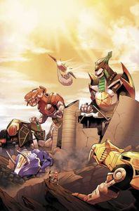 [Mighty Morphin Power Rangers #17 (Product Image)]