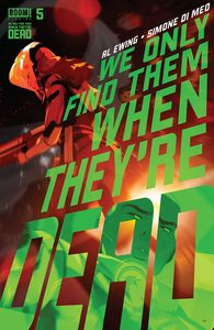 [We Only Find Them When They're Dead #5 (Cover A Main) (Product Image)]