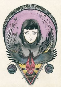 [Blackwood: The Mourning After #3 (Cover B Momoko) (Product Image)]