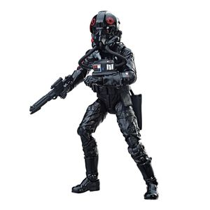 [Star Wars: Battlefront 2: Black Series Action Figure: Inferno Squad Agent (Product Image)]