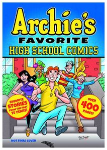 [Archie's Favorite High School Comics (Product Image)]