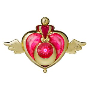 [Sailor Moon Eternal: The Movie: Proplica Replica: Crisis Moon Compact (Product Image)]