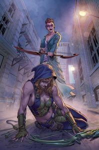 [Grimm Fairy Tales: Robyn Hood I Love NY #11 (Cover D Malsuni) (Product Image)]