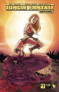 [Jungle Fantasy: Survivors #7 (Luscious) (Product Image)]