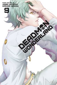 [Deadman Wonderland: Volume 9 (Product Image)]