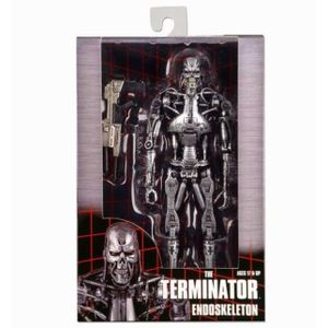 [Terminator: Classic Action Figures: T-800 Endoskeleton (Product Image)]
