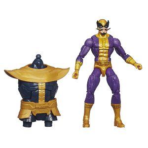 [Marvel: Avengers: Infinite Legends Wave 2 Action Figures: Batroc (Product Image)]