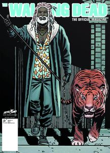 [Walking Dead Magazine #7 (Previews Exclusive Edition) (Product Image)]