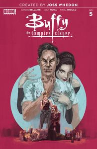[Buffy The Vampire Slayer #5 (Cover A Aspinall) (Product Image)]