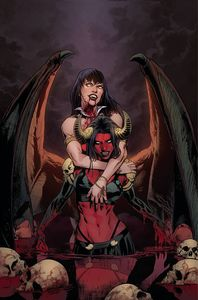 [Vampirella Vs Purgatori #2 (Pagulayan Virgin Variant) (Product Image)]