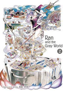 [Ran & The Gray World: Volume 2 (Product Image)]