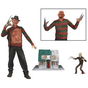 [Nightmare On Elm Street III: Action Figure: Ultimate Dream Warriors Freddy (Product Image)]