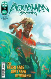 [Aquaman: The Becoming #1 (Cover A David Talaski) (Product Image)]