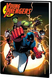 [Young Avengers By Heinberg & Cheung: Omnibus (Hardcover) (Product Image)]
