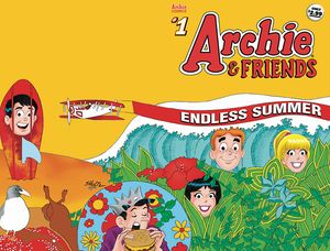 [Archie & Friends: Endless Summer #1 (Product Image)]