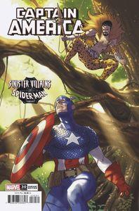 [Captain America #30 (Clarke Spider-Man Villains Variant) (Product Image)]