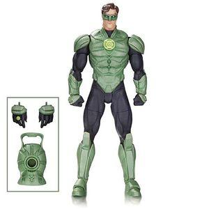 [DC Comics: Lee Bermejo Designer Series Action Figures: Green Lantern (Product Image)]