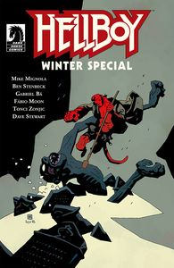 [Hellboy: Winter Special 2018 (Cover A Mignola) (Product Image)]