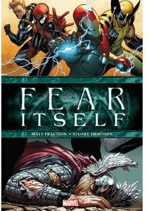 [Fear Itself (Premiere Edition Hardcover) (Product Image)]