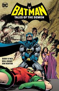 [Batman: Tales Of The Demon (Hardcover) (Product Image)]