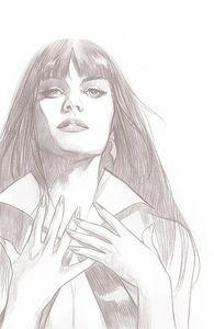 [Vengeance Of Vampirella #1 (Oliver Black & White Virgin Variant) (Product Image)]