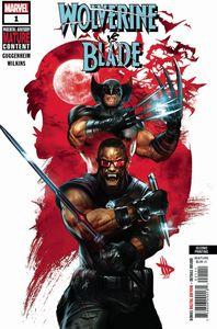 [Wolverine Vs Blade: Special #1 (2nd Printing Wilkins Variant) (Product Image)]