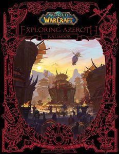 [World Of Warcraft: Exploring Azeroth: Kalimdor (Hardcover) (Product Image)]