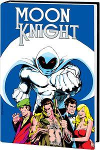 [Moon Knight: Omnibus: Volume 1 (Sienkiewicz Dm Variant New Printing Hardcover) (Product Image)]