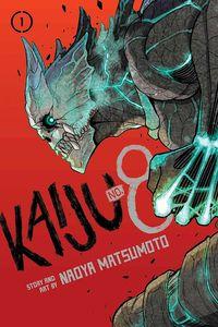 [Kaiju No. 8: Volume 1 (Product Image)]