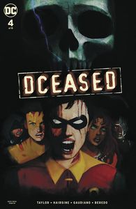 [DCeased #4 (Card Stock Horror Variant Edition) (Product Image)]